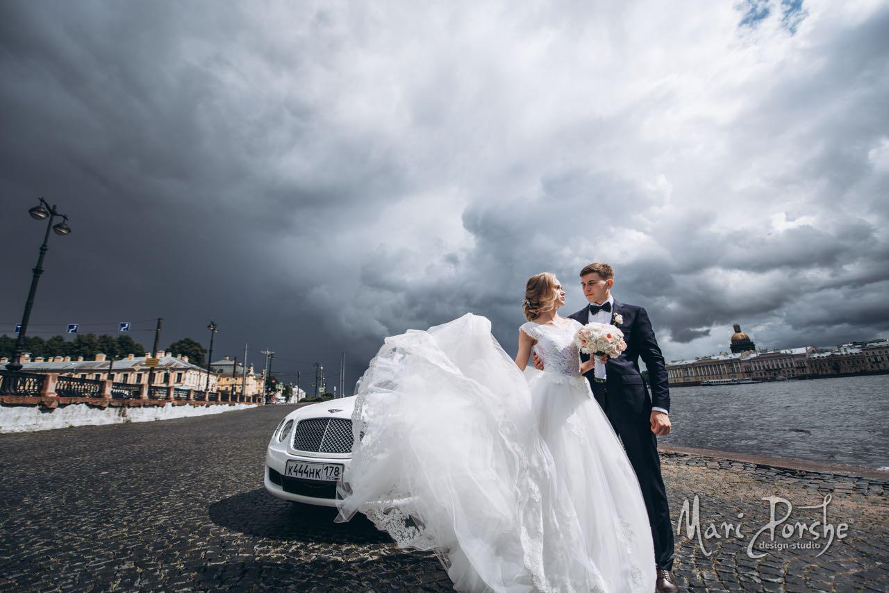 """Свадебный парный образ """"Романтичный"""""""