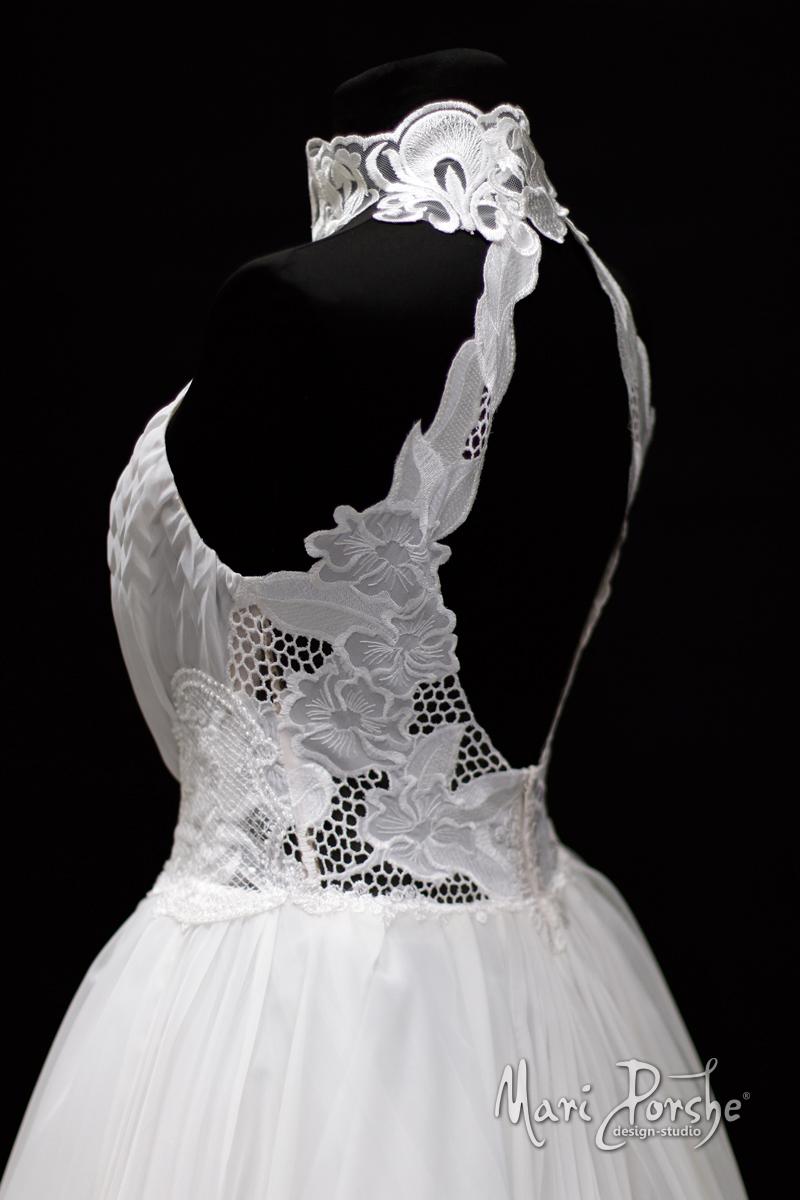 """Свадебное платье """"Плиссе"""" корсет"""