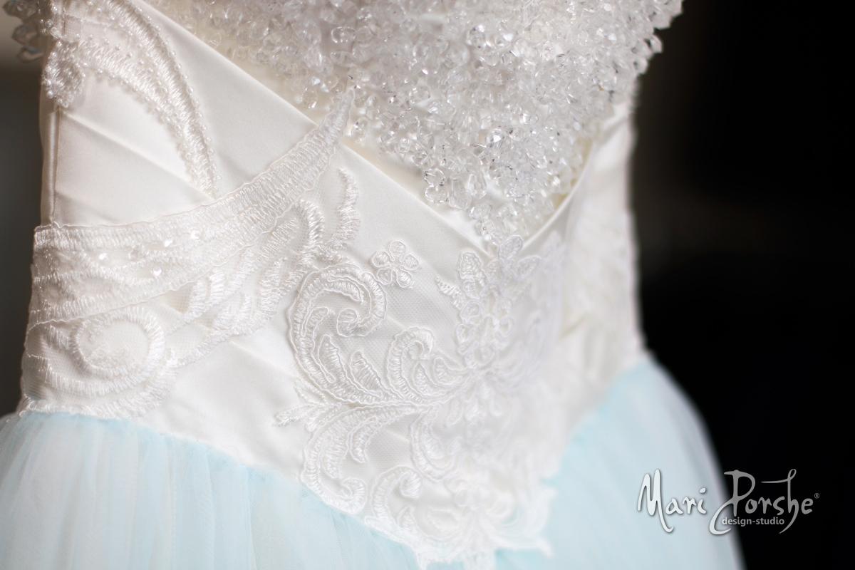 """Свадебное платье """"Флоренция"""" пояс"""