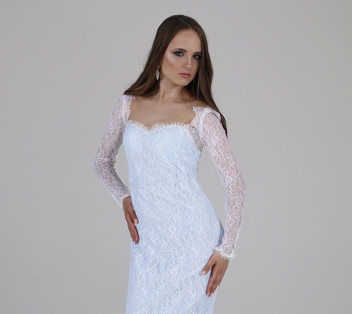 """Свадебное платье """"Ангелина"""""""